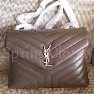 YSL Saint Laurent Lou lou medium monogram bag